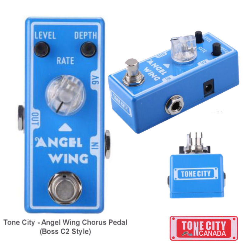 Tone City T11 Angel Wing Chorus