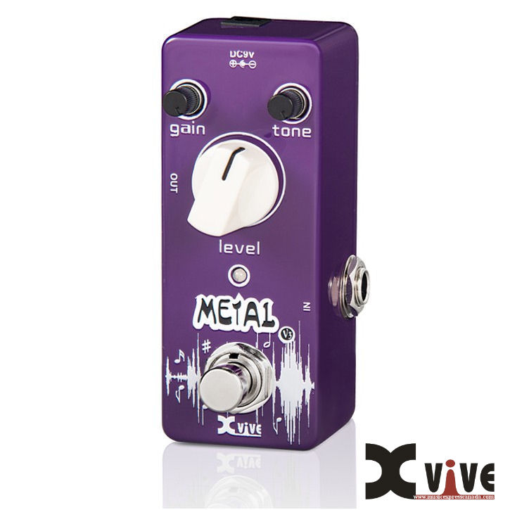 XVIVE V3 Analog Metal Distortion