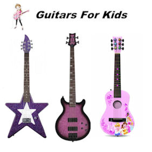 Kids Guitars
