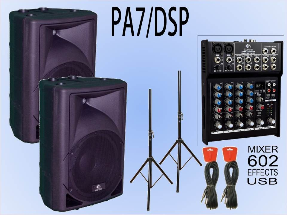 GROOVE FACTORY PA-7 DSP KIT