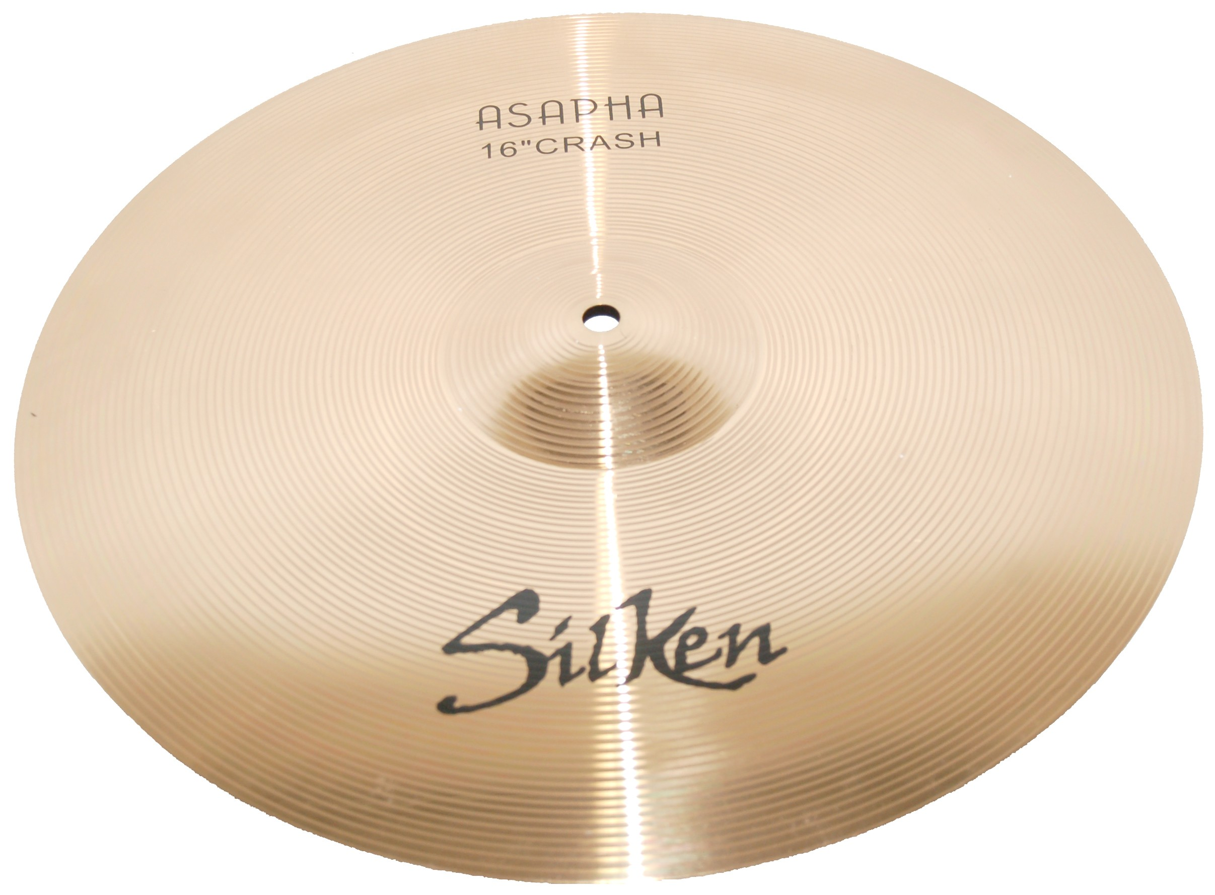 "SILKEN B8 16"" CRASH CYMBAL"