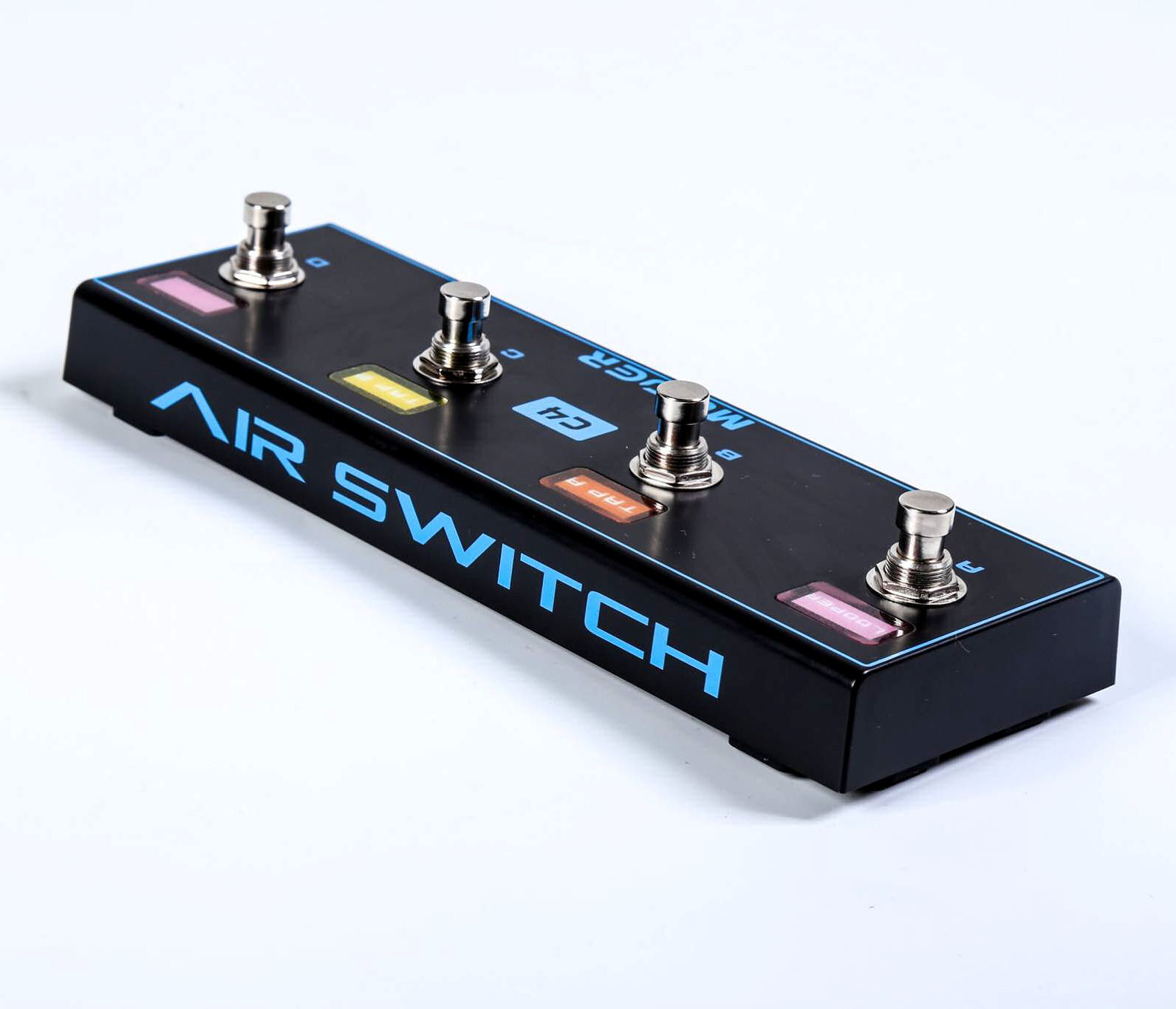 Mooer C4 AIR SWITCH for the Ocean Machine