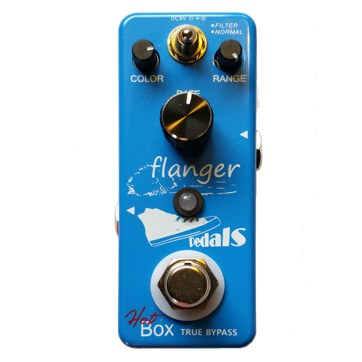 Hot Box Pedals Flanger Attitude Series