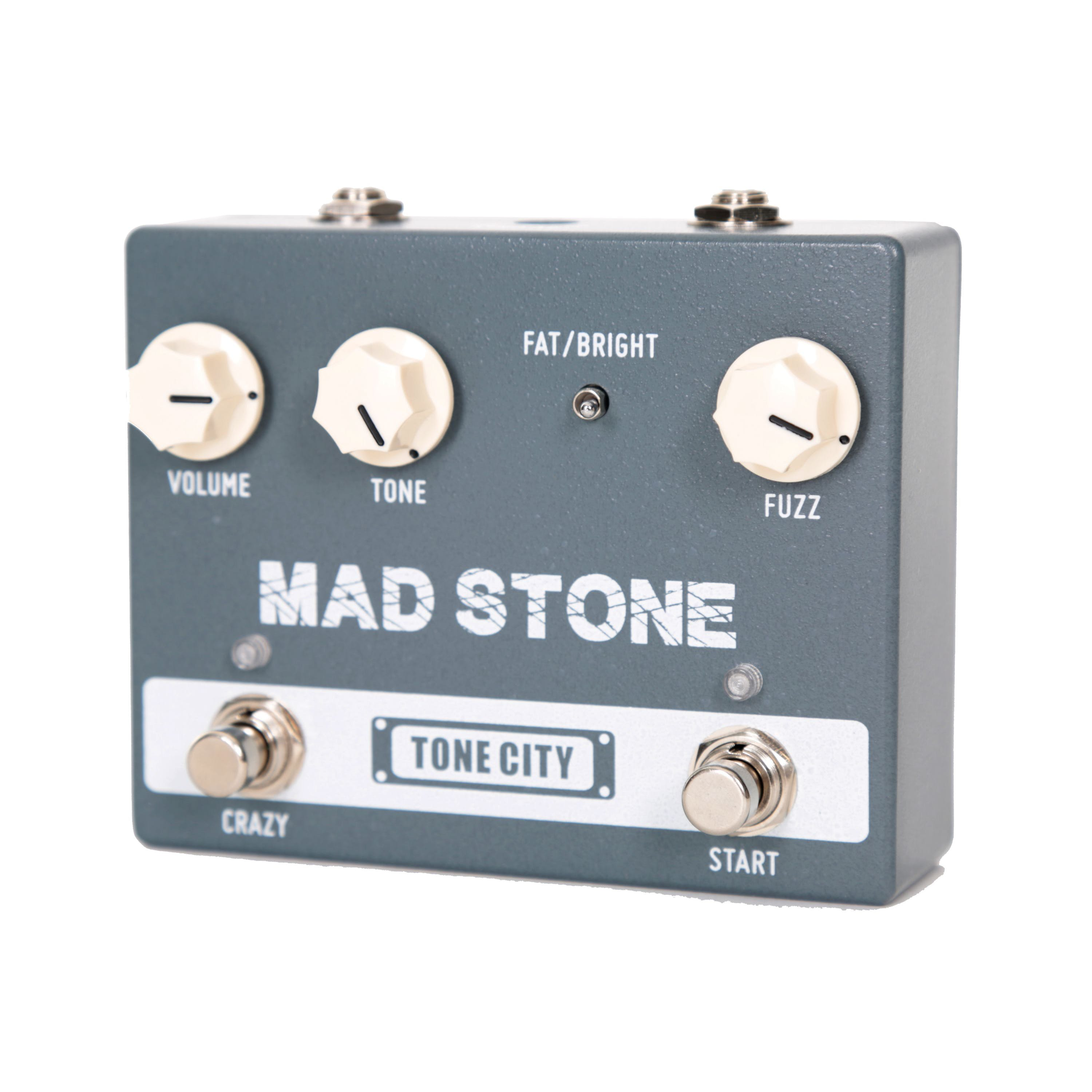 Tone City TC-T37 Mad Stone Fuzz + Octave