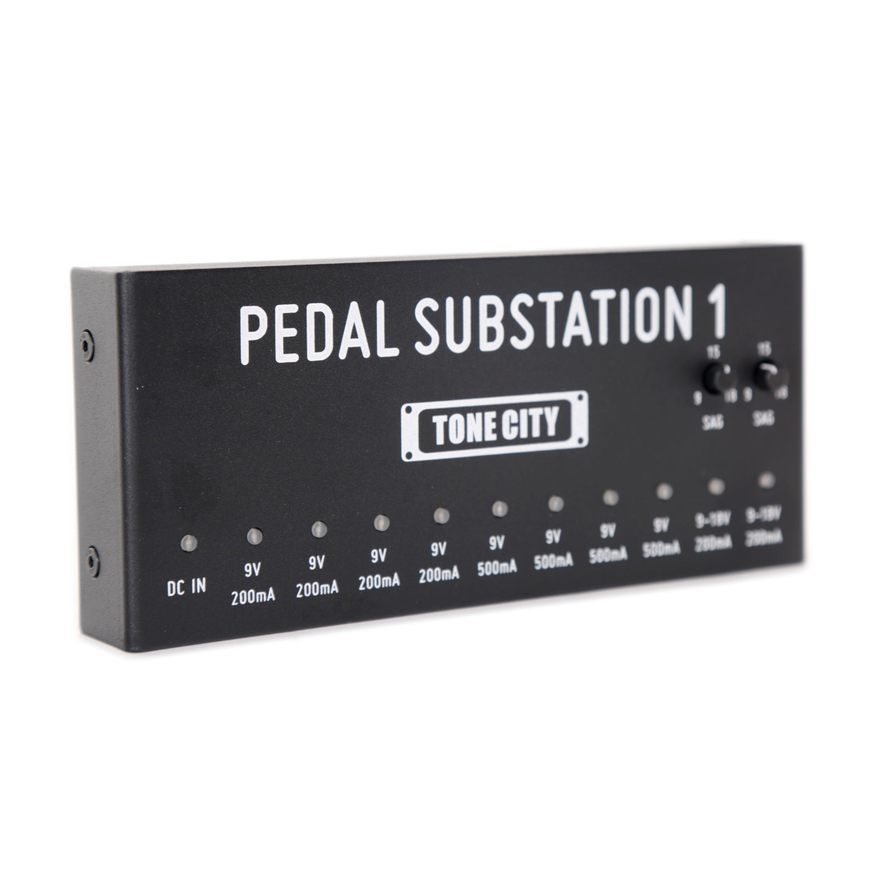 Tone City TPS-1 Substation 1 Guitar Pedal Multi-Power Supply