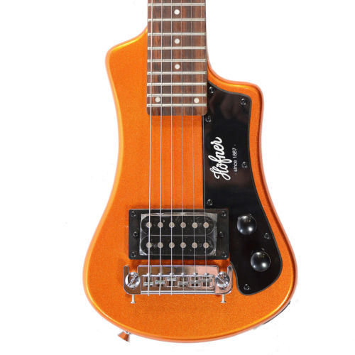 Hofner CT Shorty Travel Orange
