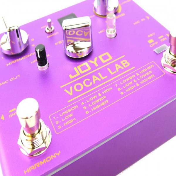 JOYO R series R-16 Vocal LAB Vocal Effector