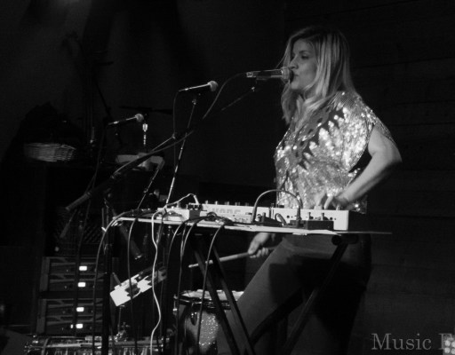 Photo Album: Little Brave, 4/24/2015, The Mohawk, Austin, TX