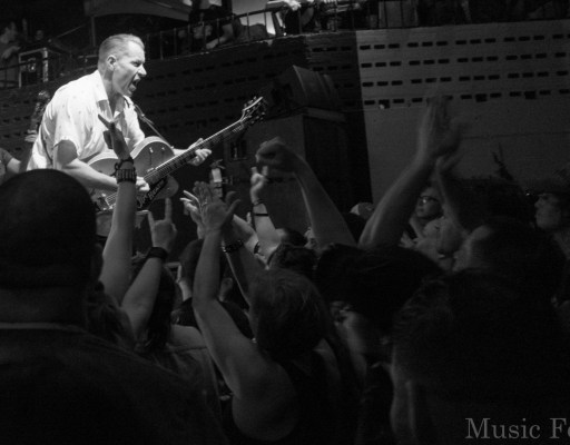 Photo Album: Reverend Horton Heat, 4/25/2015, The Mohawk, Austin, TX