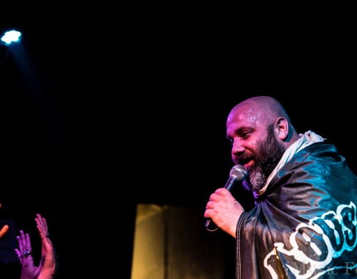 Photos-Write up: Sage Francis, 6/25/2015, Red 7, Austin