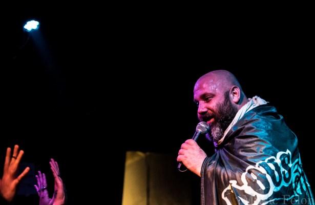 Photos-Write up: Sage Francis, 6/25/2015, Red 7, Austin