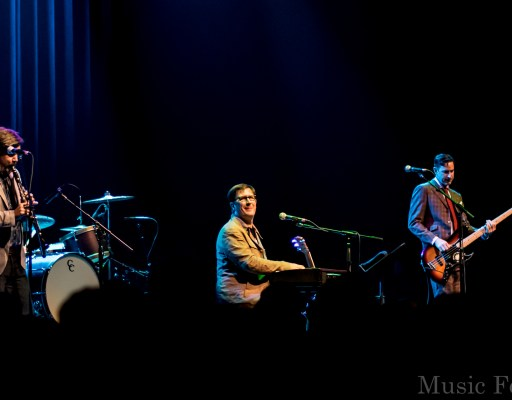 Photo Album: The Mountain Goats, 5/8/2015, ACL Live, Austin, TX