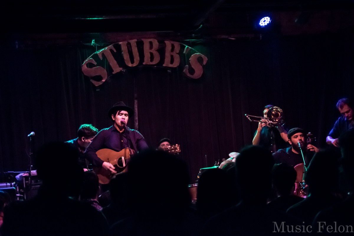 The Family Crest, Stubb's, Austin