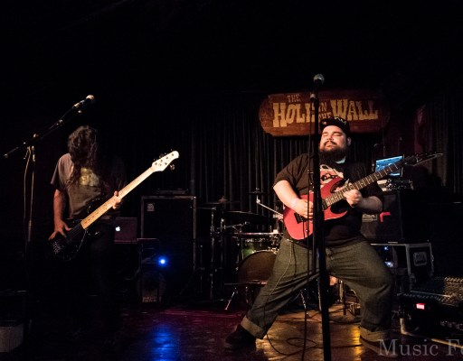 Bitforce, 9/29/2015, The Hole in the Wall, Austin: Photos