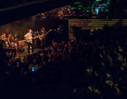 Hippo Campus, 10/17/2015, The Mohawk, Austin: Photos – Write-up