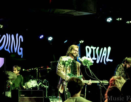 Young Rival, 11/10/2015, Sidewinder, Austin, Photos