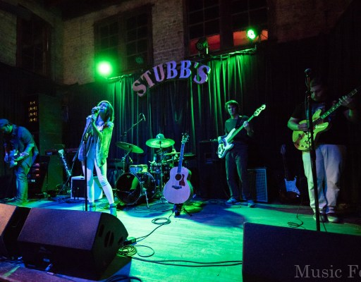 The Wild Now, 4/14/2016, Stubb's, Austin, Photos – Write-up
