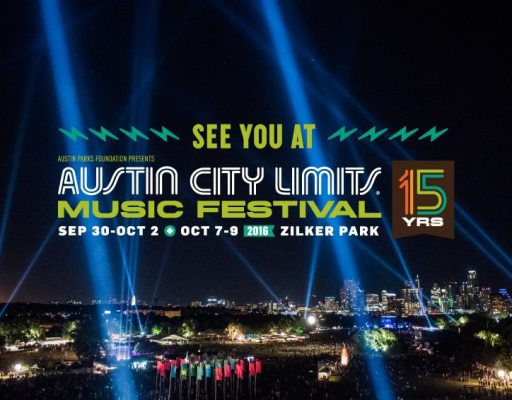 2016 ACL Festival Lineup