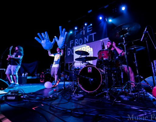 Brick + Mortar, 4/28/2016, Emo's, Austin, Photos – Write-up