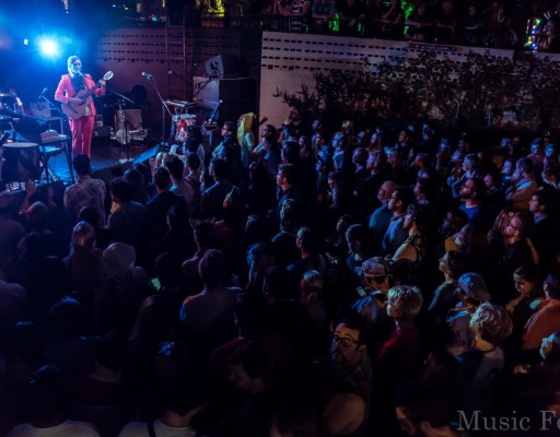 Laura Gibson, 10/29/2016, Mohawk, Austin, Photos