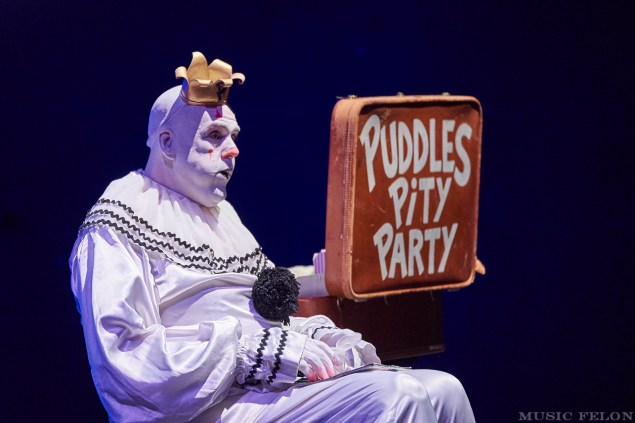 Puddles Pity Party 2