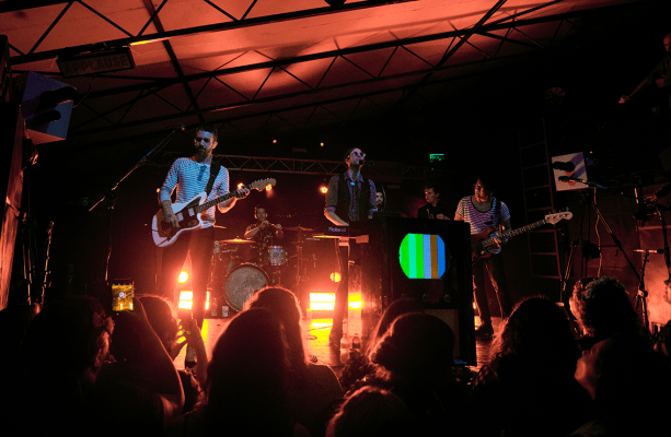 Saint Motel, 11/4/2017, Mohawk, Austin, Photos – Write-up