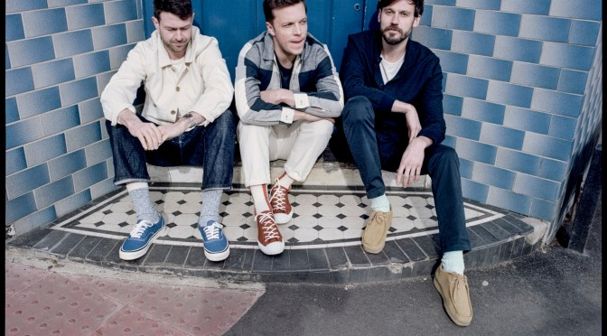 Friendly Fires share new Disclosure produced single 'Heaven Let Me In'