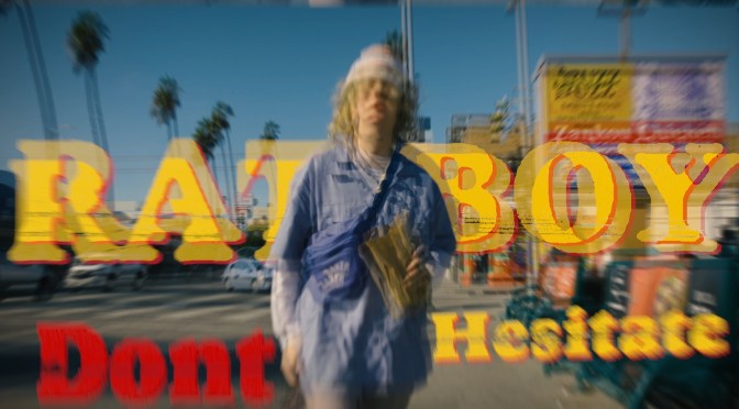 Rat Boy shares video for new single 'Don't Hesitate'
