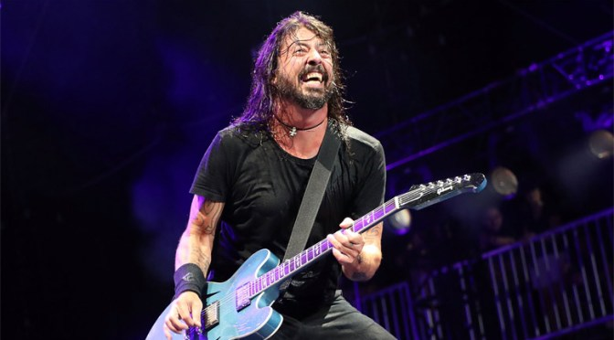 Dave Grohl on Nirvana and his first Reading Festival with Foo Fighters