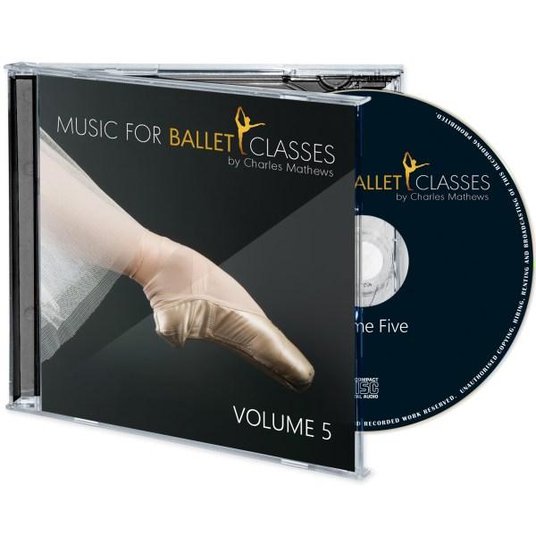 Music for Ballet Classes Volume Five