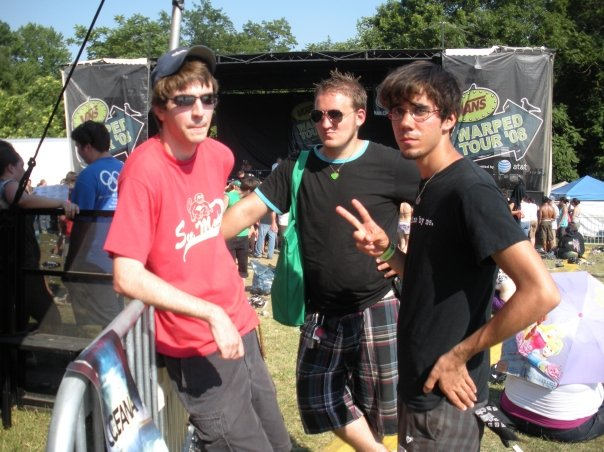 warped tour 08