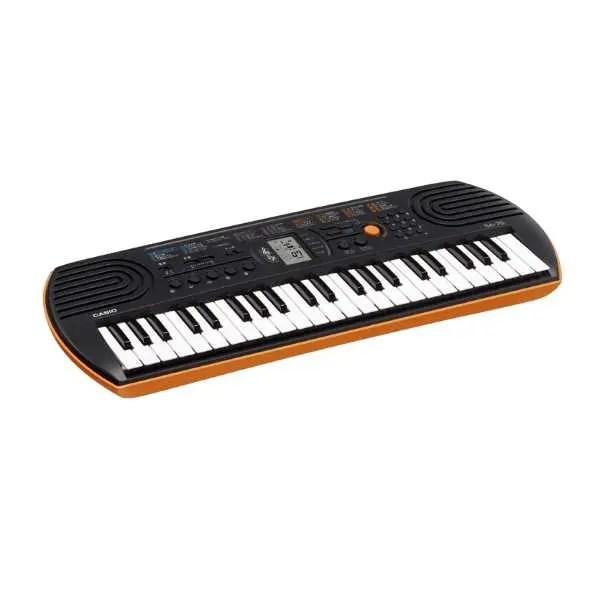 Casio SA-76 Keyboard Free Power Supply