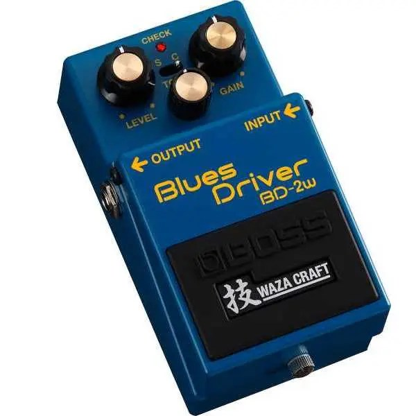 Boss BD2W Blues Driver 2