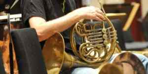 Musicians of the PSO 2nd Horn Bob Lauver