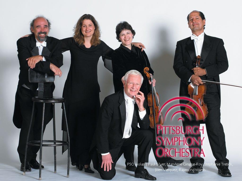 2005 Paul Silver, Marylene Gingras-Roy, Stephanie Tretick, Joen Vasquez, Ray Marsh (front)