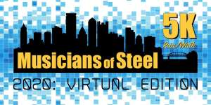 Musicians of Steel 2020 Virtual 5k