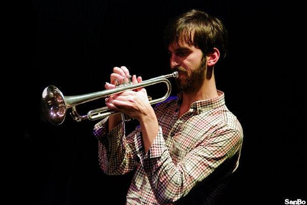Olivier Laisney, Trompettiste