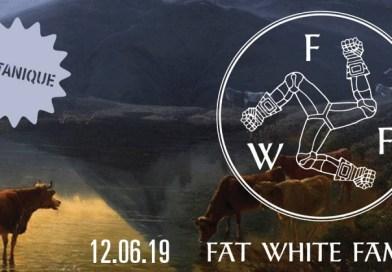 Le tourbillon Fat White Family