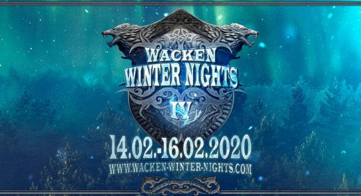 En attendant l'été, le Wacken version Winter Nights