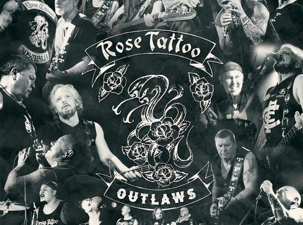 ROSE TATTOO – Outlaws