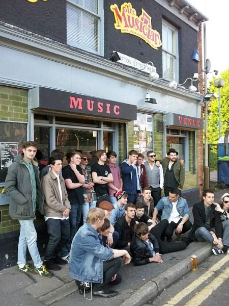 obs musicians group shot