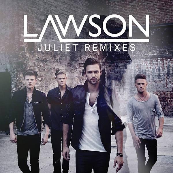 Lawson Juliet Remixes