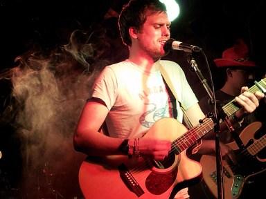 Mark Ryman-Tubb at the Soundhouse