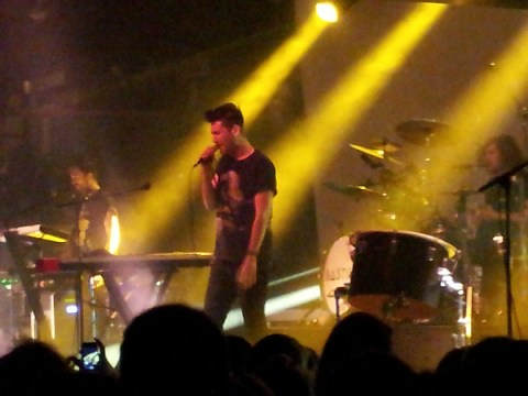 Bastille at the O2