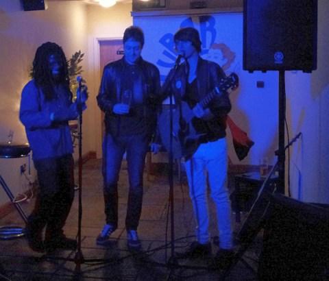 Jeffrey, Sherratt and Van Roose