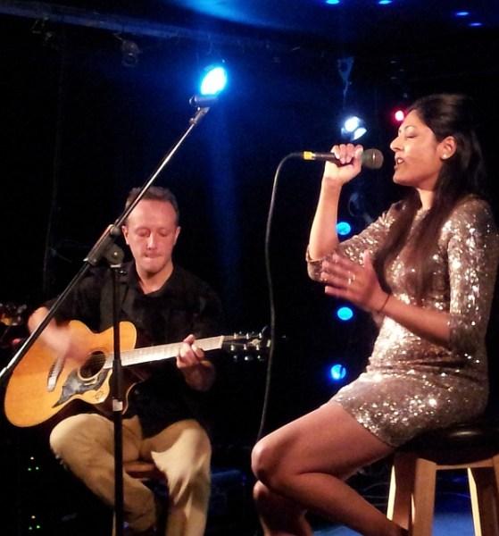 Benn Hartman and Pamella Moo at obsUnplugged 2014