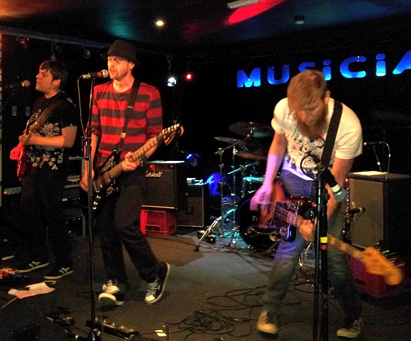 Super73 at The Musician in 2014
