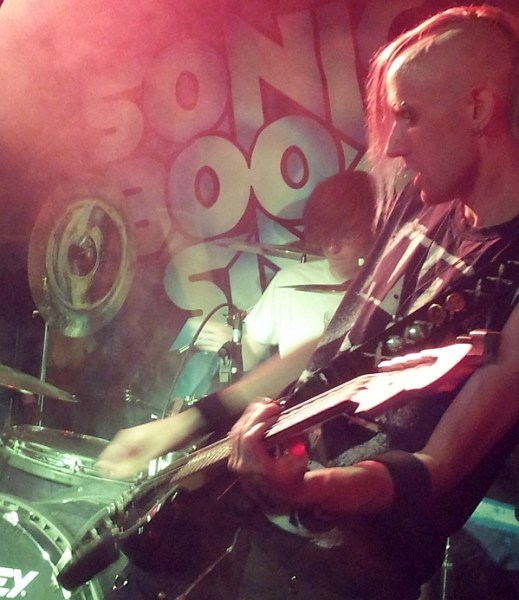 Tom Hickingbottom, Goldstein Soundhouse 2014