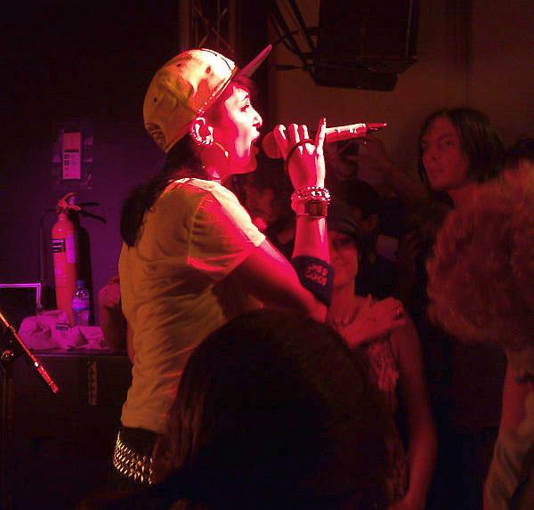 Laila K, Soundhouse 2011