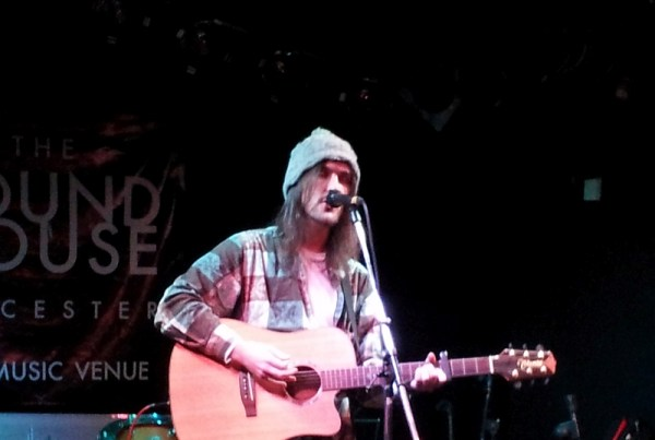 Matt Henshaw at The Soundhouse